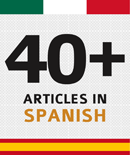 Creation articles in Spanish - Espanol