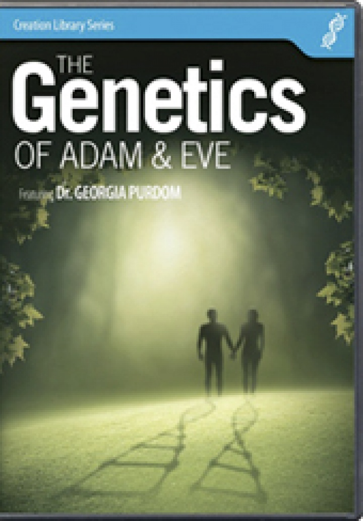 """""""Creation in the 21st Century"""" episode: """"The Genetics of Adam and Eve"""" with Dr. Georgia Purdom of Answers In Genesis"""