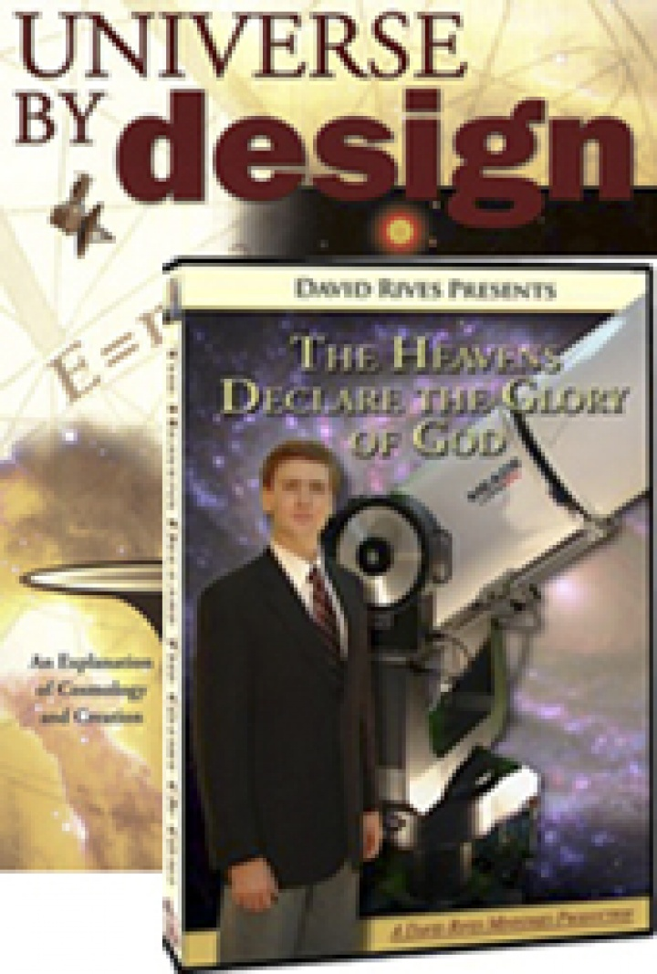"""""""Creation in the 21st Century"""" episode: """"Craters Throughout the Solar System"""" with Dr. Danny Faulkner of Answers In Genesis"""