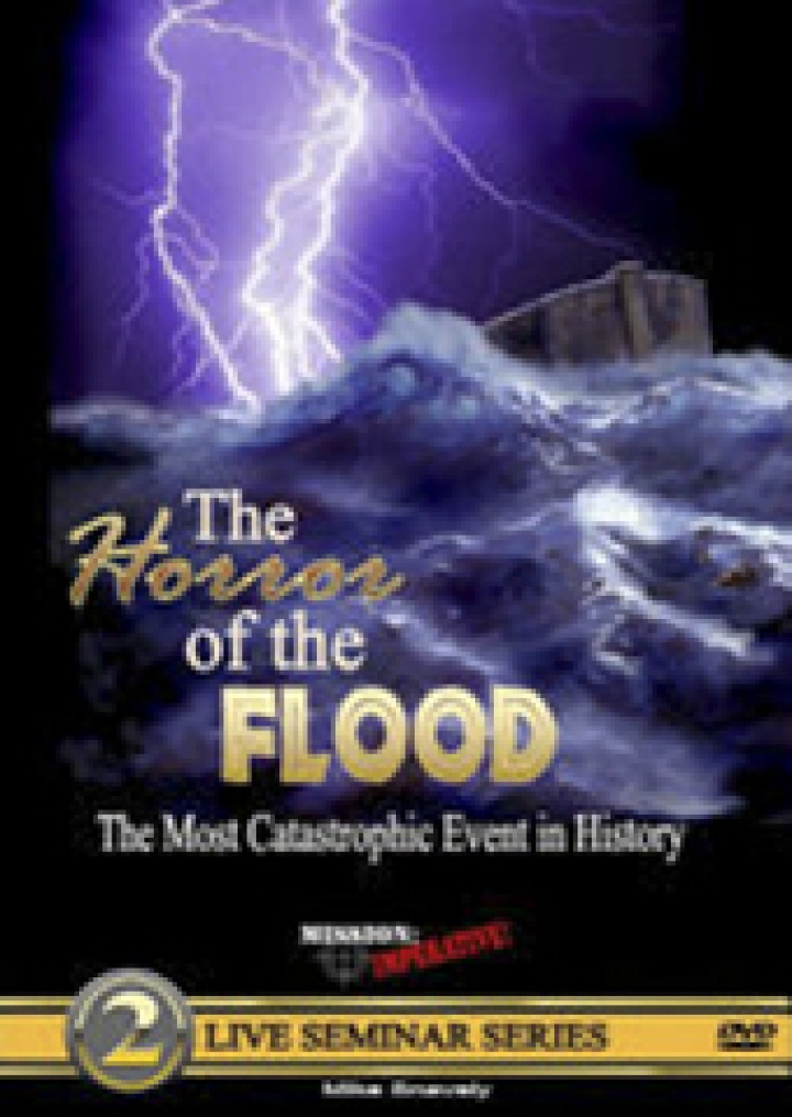 """""""Creation in the 21st Century"""" episode: """"The Horror of the Flood"""" with Mike Snavely of """"Mission: Imperative"""""""