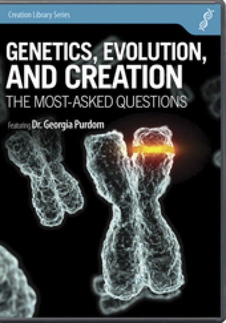 """""""Creation in the 21st Century"""" episode: """"Natural Selection is NOT Evolution"""" with Dr. Georgia Purdom of """"Answers In Genesis"""""""