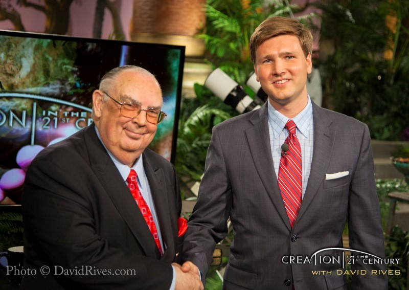 The Silent Shout of the Fossil Record – With David Rives and Dr. Henry Morris III on TBN