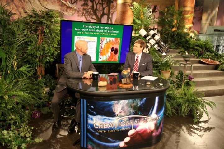 """Creation in the 21st Century"" episode: ""The Grand Canyon: The Missing Mile"" with guest Russ Miller of ""Creation, Evolution & Science Ministries"""