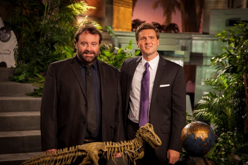 Amazing Design in Creation – with David Rives and Dr. Jonathan Sarfati on TBN