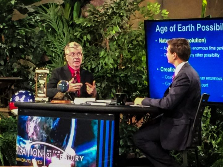 """Creation in the 21st Century"" episode: ""Brilliant, Made in the Image of God"" with guest Bruce Malone of ""Search For The Truth Ministries"""