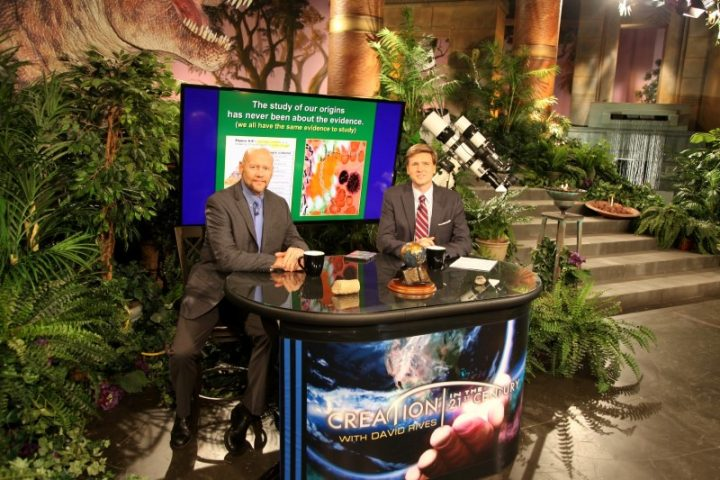 """Creation in the 21st Century"" episode: ""World Geology From A Biblical Perspective"" with guest Russ Miller of ""Creation, Evolution & Science Ministries"""