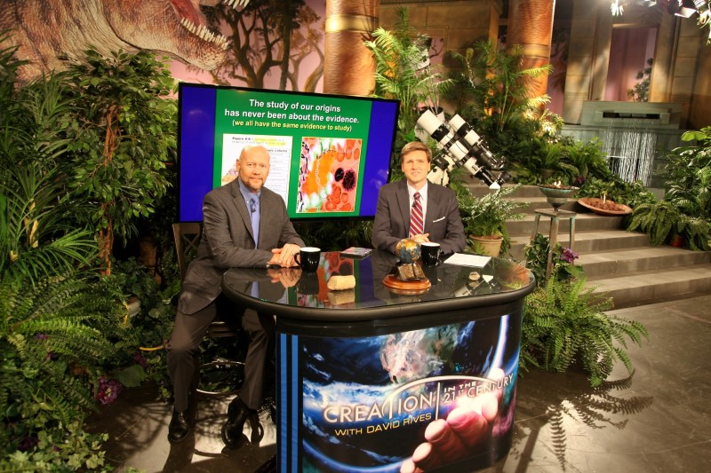 """""""Creation in the 21st Century"""" episode: """"World Geology From A Biblical Perspective"""" with guest Russ Miller of """"Creation, Evolution & Science Ministries"""""""