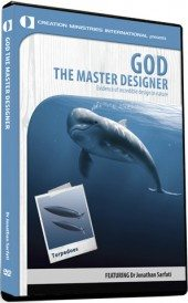 God The Master Designer DVD