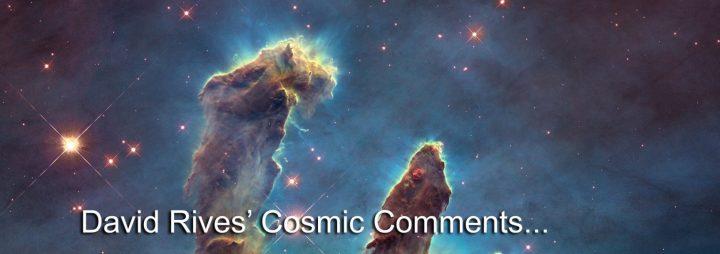 Hubble Carina Nebula Ice Spires by NASA?