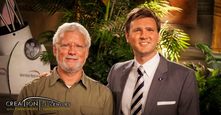 The Stricken Earth: Ring of Fire – With David Rives and Mike Snavely on TBN