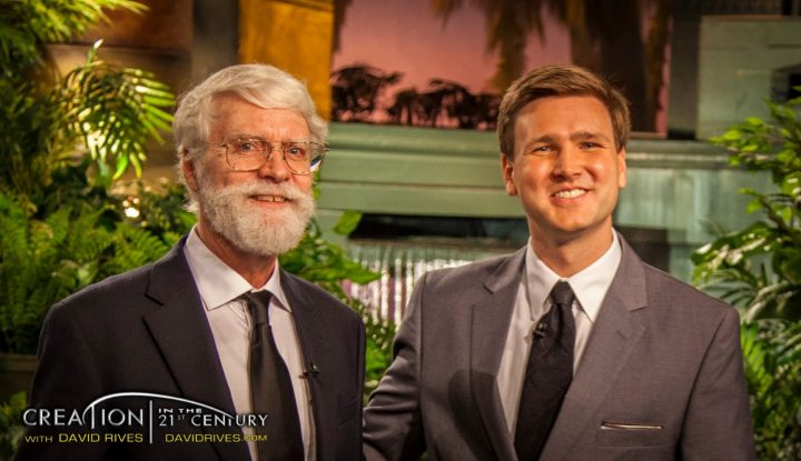 It's A Young World, After All! – with David Rives and Dr. Russell Humphreys on TBN