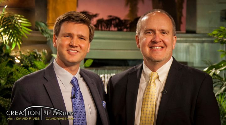 Metamorphosis – Beautiful Butterflies – With David Rives and Dr. Paul Nelson on TBN