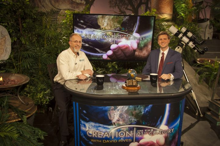 Darwinian Evolution Perpetuated Racism – with David Rives and Dr. Robert Carter on TBN