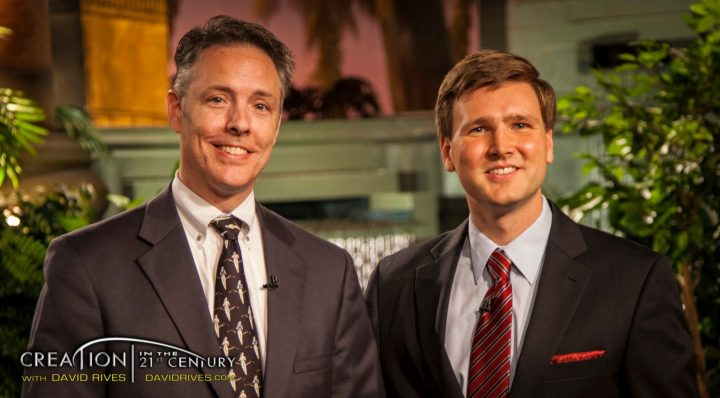 Biology & The Bible – with David Rives and James Worrell on TBN