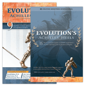 evolution-achilles-heels-book-dvd-set