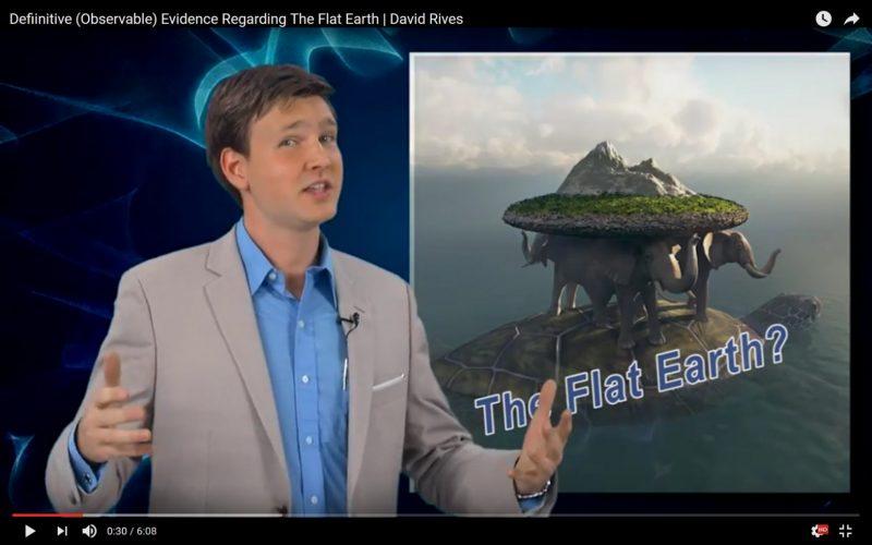 Definitive (Observable) Evidence Regarding The Flat Earth | David Rives