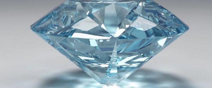 carbon 14 in diamonds