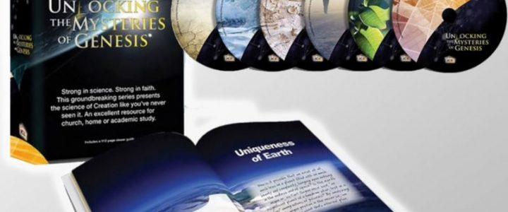 Unlocking The Mysteries of Genesis – The Incredible 12 DVD Series