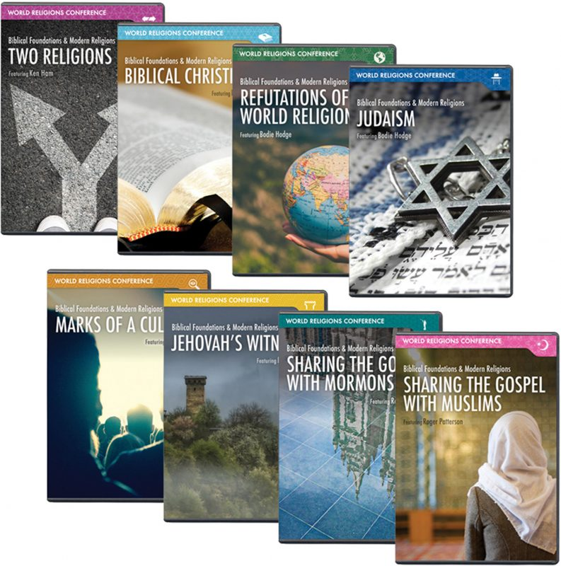 World Religions 8 DVD Series