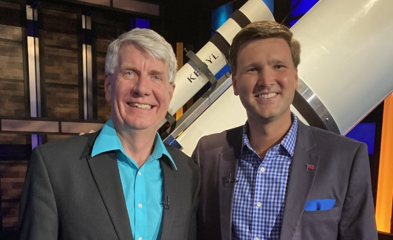 The Brilliance of Man with David Rives and Bruce Malone on TBN